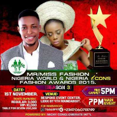 nigeria miss and mr